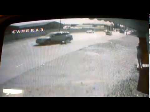 Пешеход попал под колёса