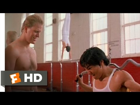 Dragon: The Bruce Lee Story (3/10) Movie CLIP - Picking a Fight (1993) HD Image 1