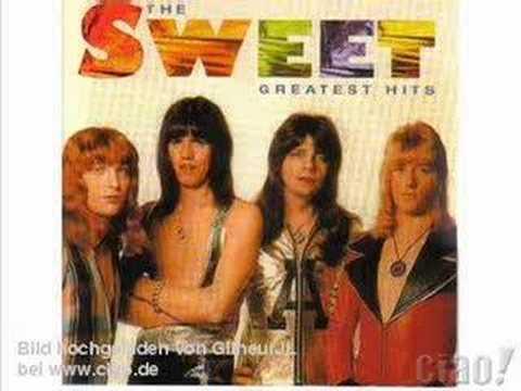 The Sweet - The Ballroom Blitz 1973 video