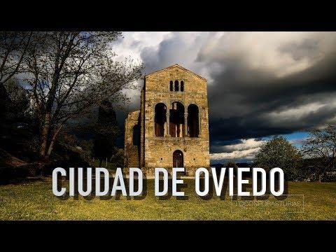 Ciudad de Oviedo 4k Flow Motion