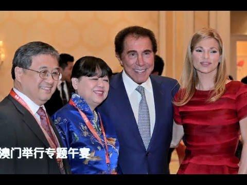 Global Tourism Economy Forum Macau Maritime Silk Road