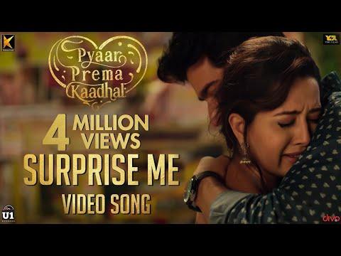 Download Lagu  Surprise Me  Song | Pyaar Prema Kaadhal | Harish Kalyan, Raiza | Yuvan Shankar Raja | Elan Mp3 Free