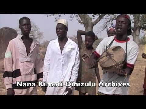 African Roots of the Blues Part 5 - Talensi Fiddle Music From Ghana, West Africa