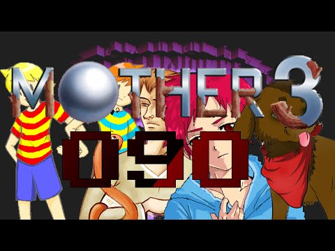 Let's Play Together MOTHER 3 090 - Strong One (Masked Man)