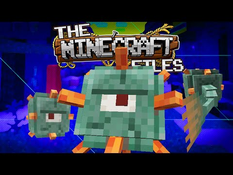 The Minecraft Files #387 - Guardian Boss Fight! (hd) video
