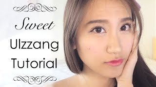 Sweet & Simple Ulzzang Makeup Tutorial
