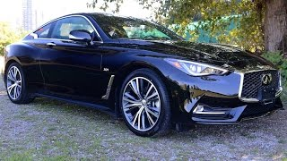 2017 Infiniti Q60 Review Style And Power Value