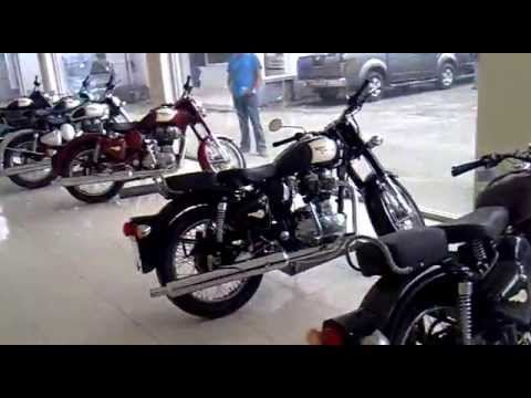 Bikes In Nepal Latest Classic Showroom in Nepal