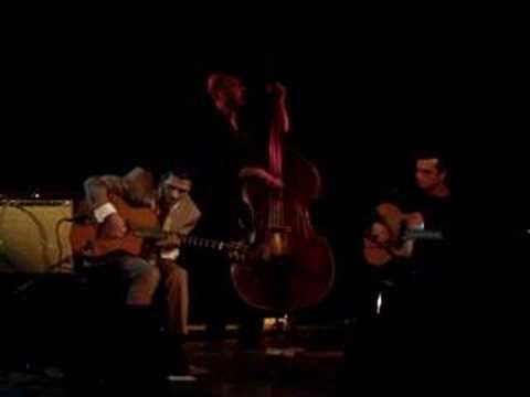 Jimmy Rosenberg trio - SJU