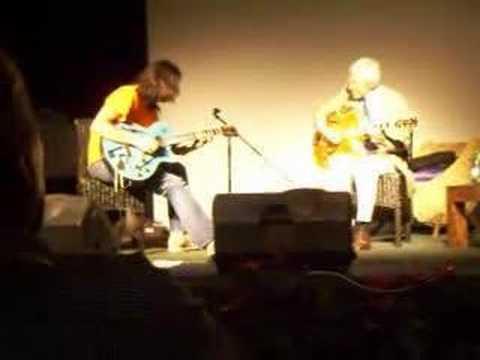 Antonio Onorato e Franco Cerri (Blues in Bb)