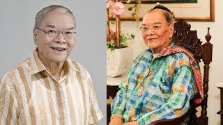 GT Lye's transformation from baba to stage nyonya