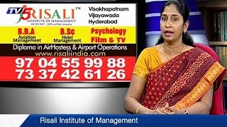 Aviation and Hotel Management Courses at Risali Institute of Management - Study Time  - netivaarthalu.com