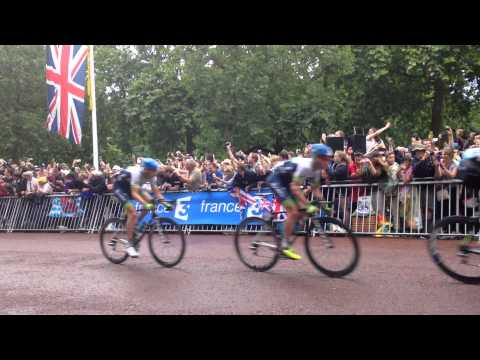 Stage 2 tour de france finish in London