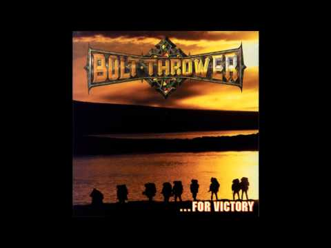 Bolt Thrower - Armageddon Bound