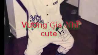 Vương Gia Nhĩ cute