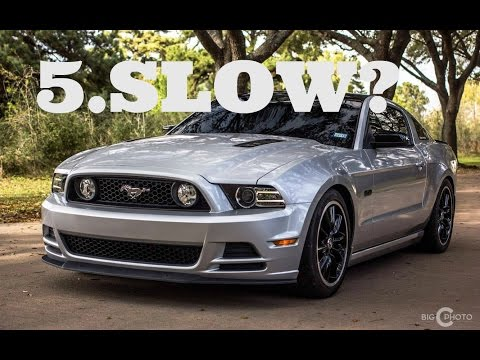 Modified 2014 Mustang GT 5.0 Review - I Almost Crash It
