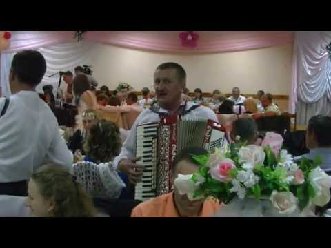 Весілля в Ясинях! (WEDDING ON THE WEST  OF UKRAINE (groom is my nephew) May 2013