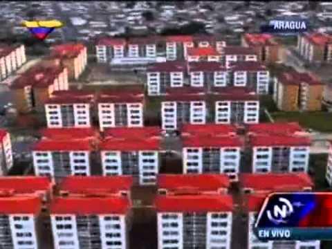 Tareck El Aissami entrega 760 viviendas en la Ciudad Socialista La Mora en La Victoria