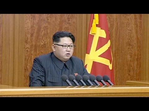 North Korea: Kim Jong Un warns Seoul in New Year message