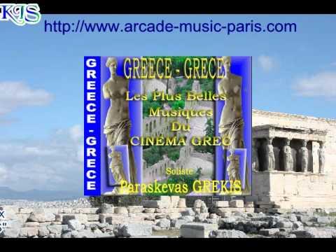 Paraskevas GREKIS Les Plus Belles Musiques du Cinema Grec