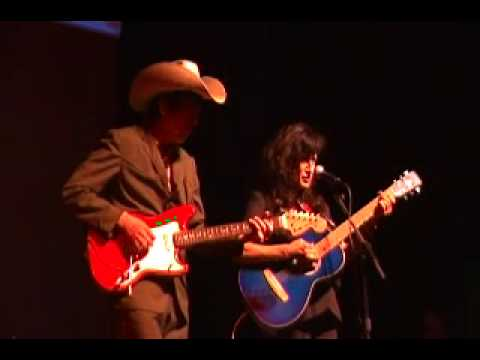Rosie Flores and Kenny Vaughan ( Country Boy )