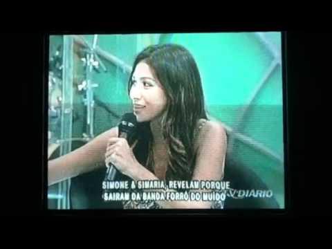 Simone e Simaria no programa Ênio Carlos (04/03/12) - Parte thumbnail