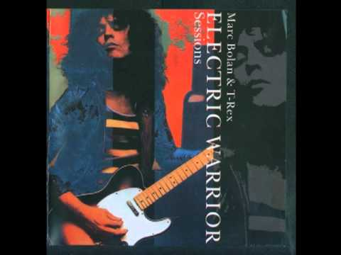 T.Rex & Marc Bolan - Cosmic Dancer  (Electric Warrior Sessions)