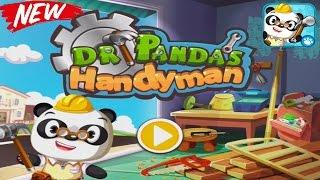 Dr Panda Handyman   Educational iPad app for Kids   Dr.Panda   Full Game Play