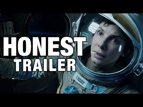 Honest Trailers - Gravity