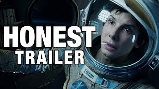 Thumb El honesto trailer para Gravity