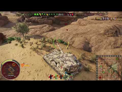 Airstrike - World of Tanks [Xbox One Clip]
