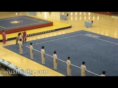 IOC Wushu Demonstration - Part 1/2