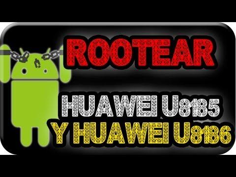 Como Rootear Huawei Ascend Y100 (U8185) y (U8186) Paso a Paso