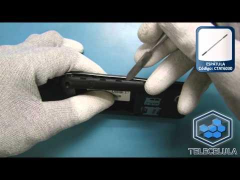 Tutorial de Desmontagem Samsung Galaxy S
