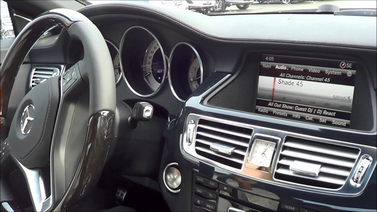 Mercedes Benz Bellevue >> Mercedes-Benz PARKTRONIC - Active Parking Assist Tutorial ...