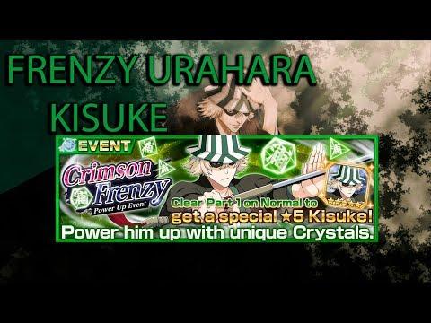 Urahara Kisuke Frenzy | Bleach Brave Souls Español
