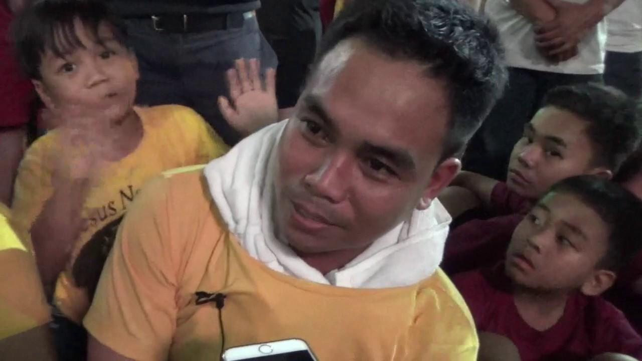 Nazarene devotees weigh in on Duterte's war on drugs