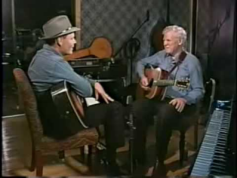 David Holt Interview: Doc Watson guitar style Beaumont Rag