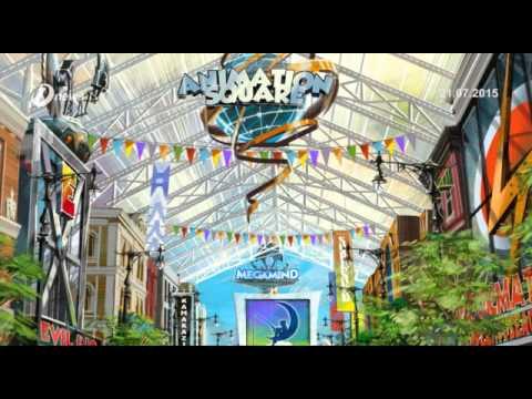 Taman Tema Animasi Movie Animation Park Studios Bakal Jadi Ikon Pelancongan Perak