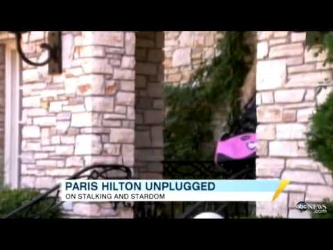 Paris Hilton Unplugged: Walk Out On Abc Interview Good Morning America video