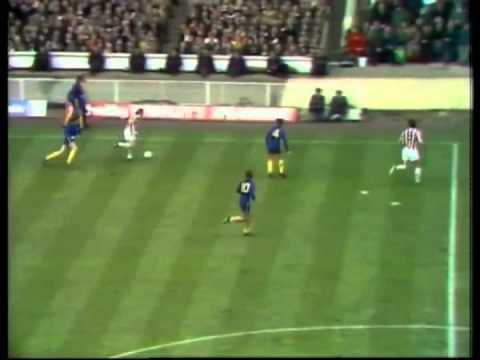 Stoke City - Chelsea 2 - 1 (League Cup Final 1972)