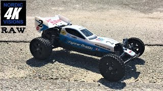 Tamiya Tuesdays in 4K: Tamiya DT-03 Neo Fighter Buggy & Carson DT-02/03 All Terrain Tire/Wheel Set!