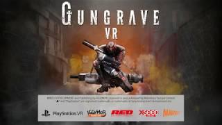 GUNGRAVE VR - Launch Trailer (PLAYSTATION 4)