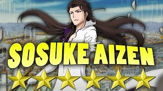 Hogyoku Aizen (Power) 6? LVL.200 Review/Gameplay/PVP [Bleach Brave Souls]