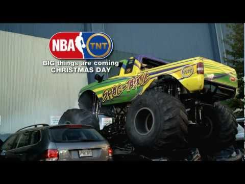 SHAQ's Parking Problem at TNT