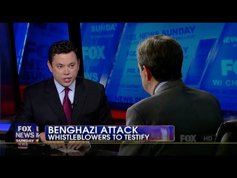 Rep. Chaffetz Discusses the Benghazi Investigation on Fox News Sunday