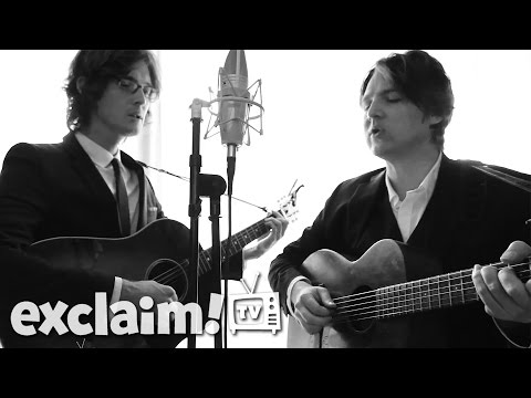The Milk Carton Kids - Snake Eyes (Live on Exclaim! TV)