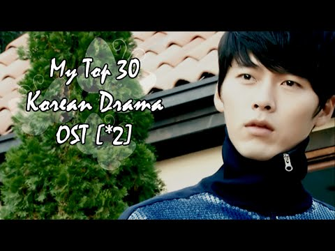 My Top 30 Korean Drama Ost [*2] video