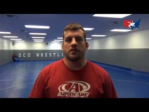 Oklahoma City Women's Coach Link Davis prepping wrestlers for World Team Trials