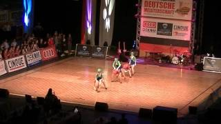 Addicted2Dance - Deutsche Meisterschaft 2016